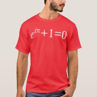 Eulers Identitäts-T - Shirt