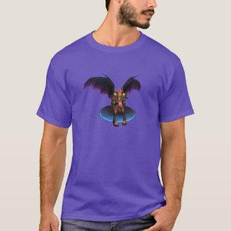 Eunaya der Zauberer im Schrein von zwei Monden T-Shirt