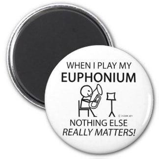 Euphonium nichts anderes ist von Bedeutung Magnets