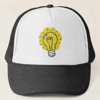 Eureka! Glühlampen-Ideen-Hut Truckerkappe