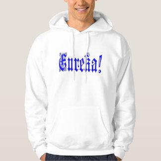 😜💡 Eureka-Lustiges cooles Zitat-grundlegender Hoodie