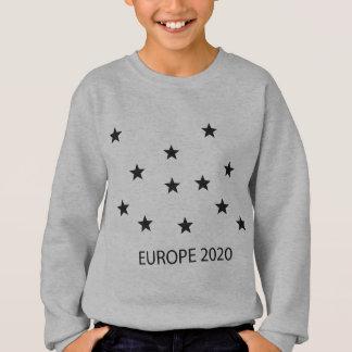 Europa 2020 sweatshirt