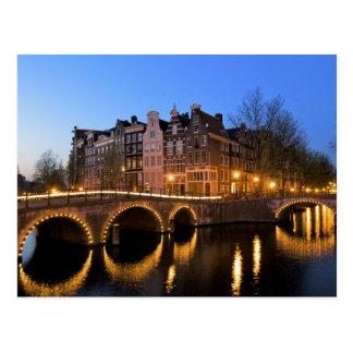 Europa, die Niederlande, Holland, Amsterdam, Postkarte
