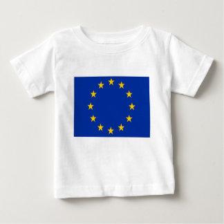 Europa Fahne Baby T-shirt