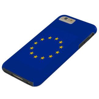 Europa Fahne Tough iPhone 6 Plus Hülle