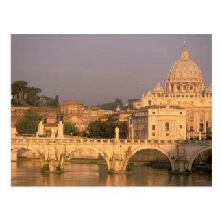 Europa, Italien, Rom, Vatikan. Basilika San Postkarte