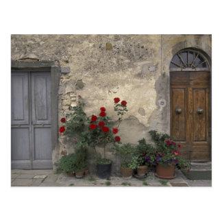 Europa, Italien, Toskana, Chianti, toskanischer Postkarte
