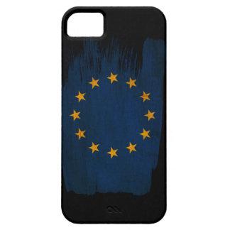 Europäische Gewerkschafts-Flagge Barely There iPhone 5 Hülle