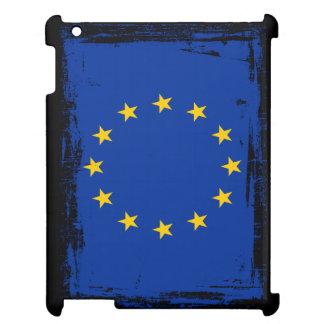 Europäische Gewerkschafts-Flagge iPad Hülle