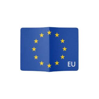 Europäische Gewerkschaftsflaggenpass-Halter | EU Passhülle