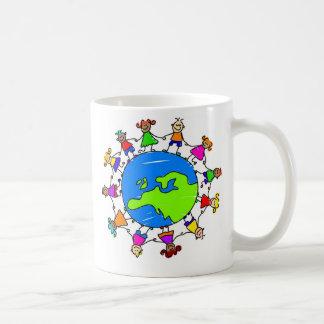 europäische Kinder Kaffeetasse