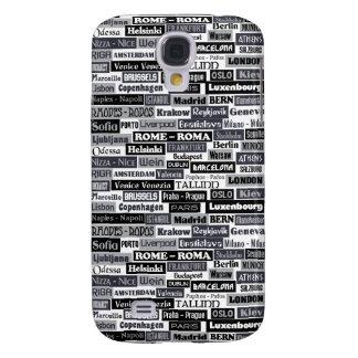 Europäische Reisend-Samsungs-Hüllen Galaxy S4 Hülle