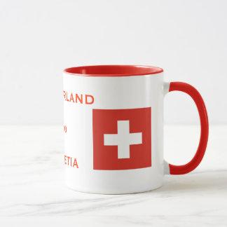 EUROPÄISCHE TASSEN, SWITZERLAND* HELVETIA Tasse