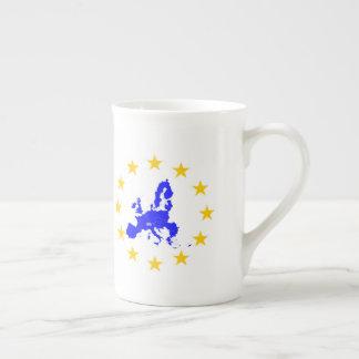 Europäische Union Porzellantasse