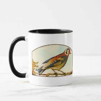 Europäischer Goldfinch Tasse