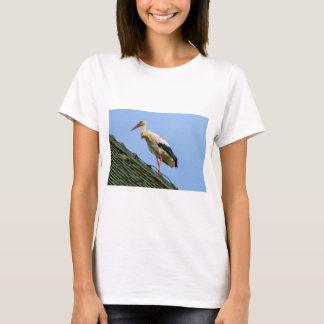 Europäischer weißer Storch, Ciconia T-Shirt