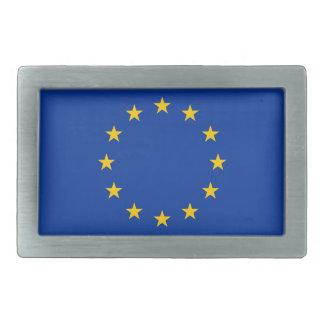 Europäisches Rechteckige Gürtelschnalle