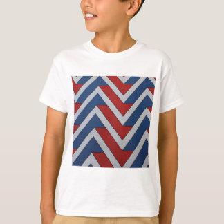 Europäisches Siebzigerjahre VinylVintage T-Shirt