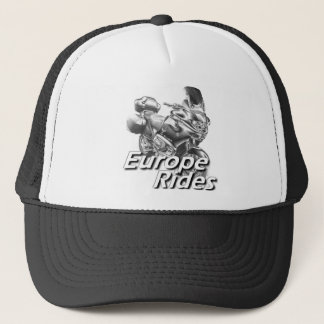 EuropeRiders Hut Truckerkappe