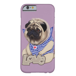 Europug Bär-Mops iPhone 6 Fall Barely There iPhone 6 Hülle