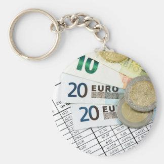 Euros Schlüsselanhänger