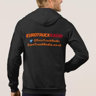 EuroTruckRadio - der Hoodie der Männer