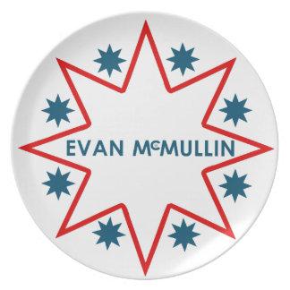 Evan McMullin Melaminteller