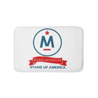 Evan McMullin - stehen Sie oben Amerika! Badematten