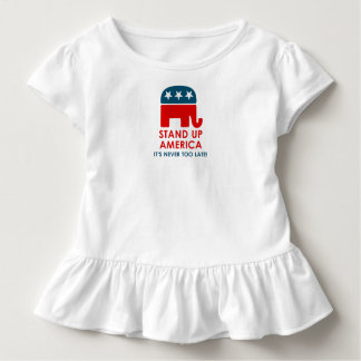Evan McMullin - stehen Sie oben Amerika! Kleinkind T-shirt