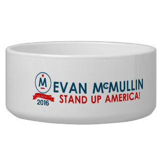 Evan McMullin - stehen Sie oben Amerika! Napf