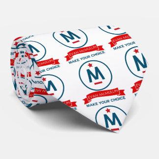 Evan McMullin treffen Ihre Wahl Individuelle Krawatten
