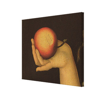 Eve, 1528 leinwanddruck