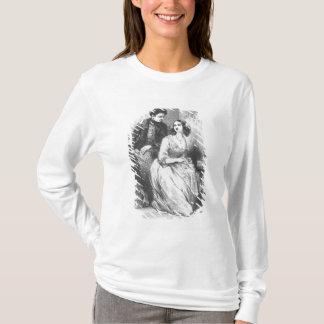 Eve und David Sechard T-Shirt