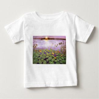 Everglades-Abend Baby T-shirt