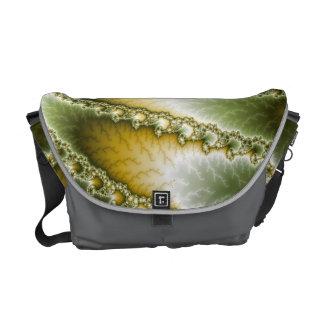 Everswirl - Mandelbrot Fraktal Kuriertasche