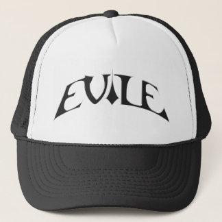 Evile STECKTE NATIONS-Logohut an Truckerkappe