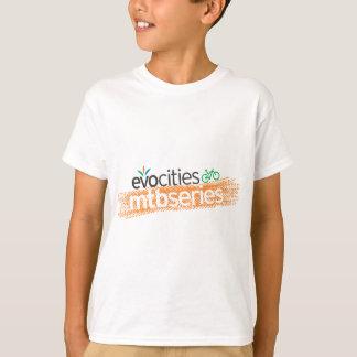 evocities MTB Reihen-Logo T-Shirt