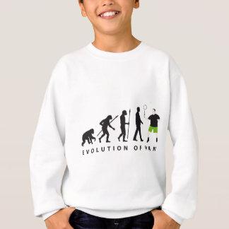 evolution badminton sweatshirt