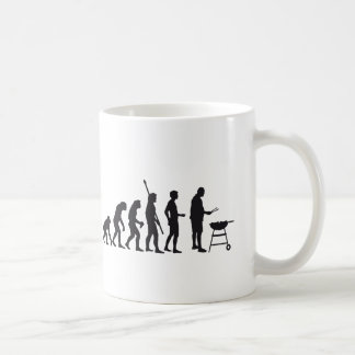 evolution barbecue kaffeetasse