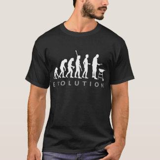 evolution barbecue T-Shirt