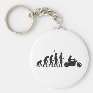evolution biker schlüsselanhänger