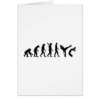 Evolution Capoeira Karte