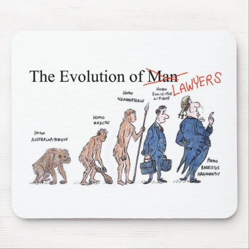 Evolution der MannMausunterlage Mousepads