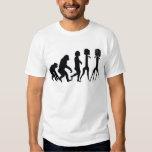 Evolution des Bakteriums, T-shirt