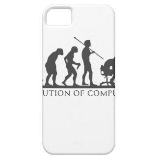 Evolution des COMPUTERS Schutzhülle Fürs iPhone 5