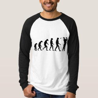 Evolution des Golfs T-Shirt