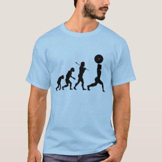 Evolution des Mannes T-Shirt