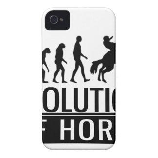 Evolution des Pferds Case-Mate iPhone 4 Hülle