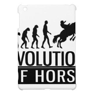 Evolution des Pferds iPad Mini Hülle