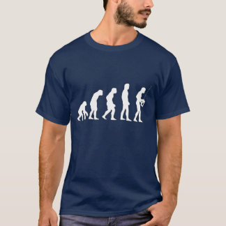 Evolution (dunkel) T-Shirt